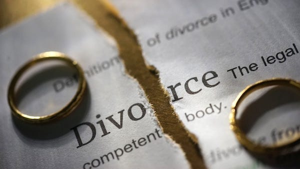 Artificial Intelligence To Help Divorce?